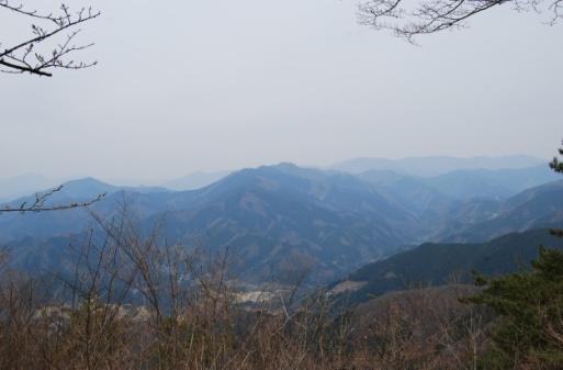 生藤山からの眺望
