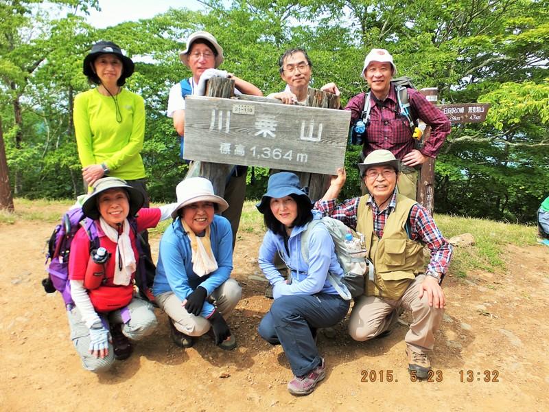 川乗山の山頂にて.JPG